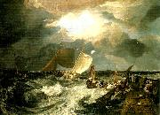 J.M.W.Turner calais pier china oil painting reproduction