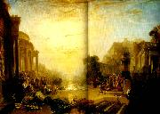J.M.W.Turner the deline of the carthaginian empire china oil painting reproduction