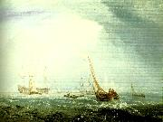 J.M.W.Turner van goyen looking out for a subject china oil painting reproduction