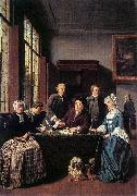 Jan Josef Horemans the Elder Marriage Contract china oil painting reproduction