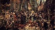 Jan Matejko Adoption of the Polish Constitution of May 3 china oil painting reproduction