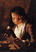 Jan lievens Fire and Childhood china oil painting reproduction