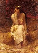 Jean-Joseph Benjamin-Constant Queen Herodiade china oil painting reproduction