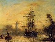 Johan Barthold Jongkind Rotterdam, china oil painting reproduction