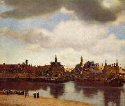 Johannes Vermeer View on Delft. china oil painting reproduction