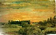 John Constable east bergholt rectory china oil painting reproduction
