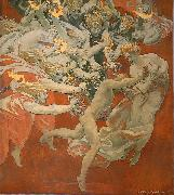 John Singer Sargent Orestes Pursued by the Furies china oil painting reproduction