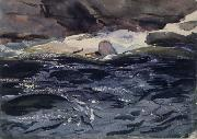 John Singer Sargent Salmon River china oil painting reproduction