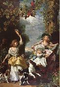John Singleton Copley Daughters of King George III china oil painting reproduction