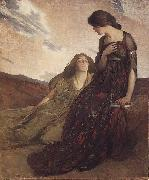 John White Alexander Memories china oil painting reproduction