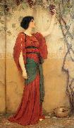 John William Godward Autumn china oil painting reproduction