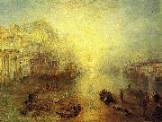 Joseph Mallord William Turner Ancient Italy china oil painting reproduction