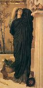Lord Frederic Leighton Electra at the Tomb of Agamemnon china oil painting reproduction