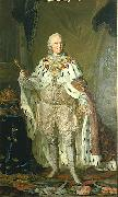 Lorens Pasch the Younger Portrait of Adolf Frederick, King of Sweden (1710-1771) in coronation robes china oil painting reproduction