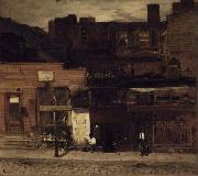 Louis Comfort Tiffany Duane Street, New York china oil painting reproduction
