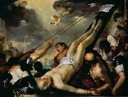 Luca Giordano Crucifixion of St Peter china oil painting reproduction
