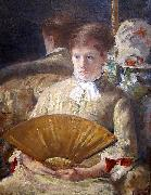 Mary Cassatt Miss Mary Ellison china oil painting reproduction