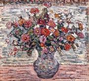 Maurice Brazil Prendergast Flowers in a Vase (Zinnias) china oil painting reproduction