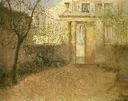 Nils Kreuger rue boissonade china oil painting reproduction