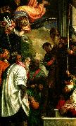 Paolo  Veronese consecration of st. nicholas china oil painting reproduction