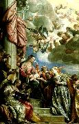 Paolo  Veronese the mystic marriage of st. china oil painting reproduction