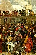 Paolo  Veronese details of marriage feast at cana china oil painting reproduction