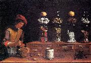 Paolo Antonio Barbieri The Spice Shop china oil painting reproduction