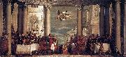 Paolo Veronese Feast at the House of Simon china oil painting reproduction