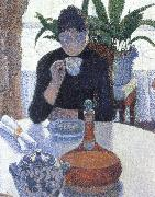 Paul Signac dining room china oil painting reproduction