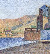 Paul Signac town beacb oil painting picture wholesale