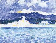 Paul Signac east wind oil painting picture wholesale