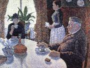 Paul Signac the dining room opus 152 china oil painting reproduction