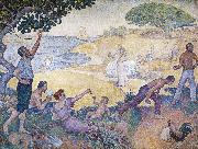 Paul Signac in the time of harmony oil painting picture wholesale