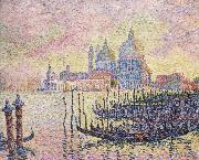 Paul Signac grand canal oil painting picture wholesale