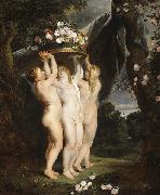 Peter Paul Rubens Three Graces china oil painting reproduction