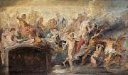 Peter Paul Rubens Council of Gods china oil painting reproduction