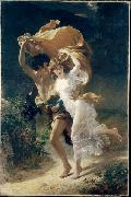 Pierre Auguste Cot The Storm china oil painting reproduction