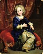 Pierre Mignard Portrait of Philip V of Spain as a child china oil painting reproduction