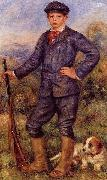 Pierre-Auguste Renoir Portrait of Jean Renoir as a hunter china oil painting reproduction