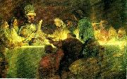 Rembrandt Harmensz Van Rijn batavernas trohetsed till claudius civilis china oil painting reproduction