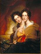 Rembrandt Peale Sisters china oil painting reproduction