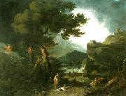 Richard Wilson the destruction of the children of niobe china oil painting reproduction