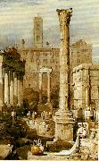 Samuel Prout rome the forum china oil painting reproduction