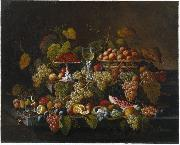 Severin Roesen Still Life with Fruit china oil painting reproduction