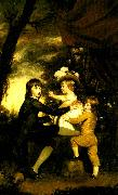 Sir Joshua Reynolds the lamb children china oil painting reproduction