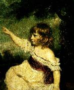 Sir Joshua Reynolds master hare china oil painting reproduction