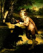 Sir Joshua Reynolds charles, earl of dalkeith china oil painting reproduction