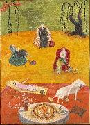 Stettheimer Florine Heat china oil painting reproduction