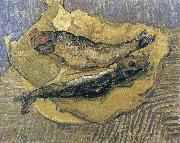 Vincent Van Gogh herrings china oil painting reproduction
