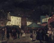 William Glackens The Country Fair china oil painting reproduction